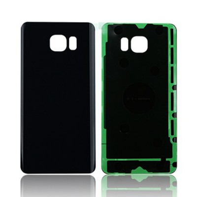 BACK COVER FOR SAMSUNG GALAXY NOTE 5 (BLACK)