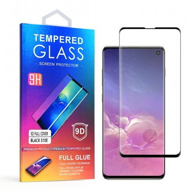 5D Full Cover Temper Glass Full Glue for GS10E