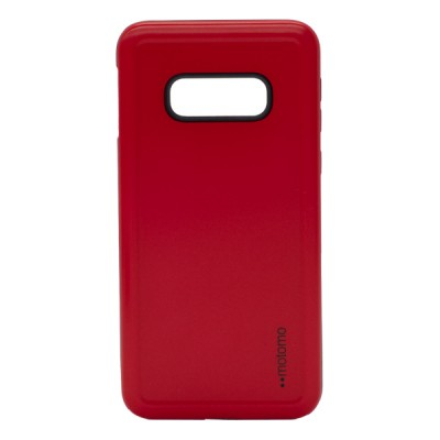 Motomo Slim Armor Case - Galaxy S10E - Red
