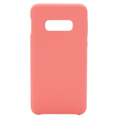Soft Silicone Case for Samsung Galaxy S10E - Pink