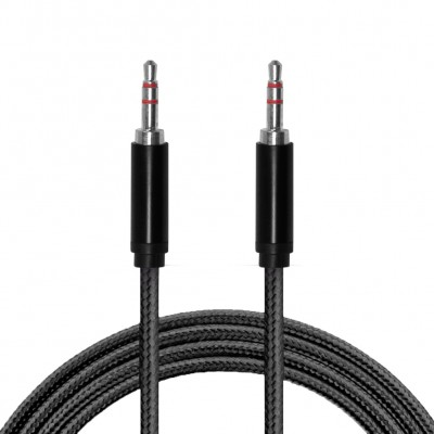 3.5 mm Audio Cable 3 Meters-Black