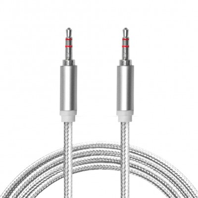 3.5 mm Audio Cable 3 Meters-White
