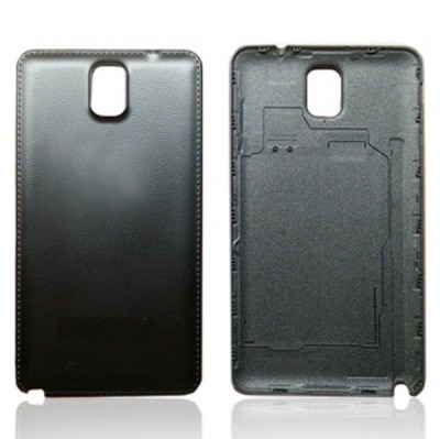 BACK COVER FOR SAMSUNG GALAXY NOTE 3  (BLACK)