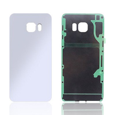 BACK COVER FOR SAMSUNG GALAXY S6 EDGE (WHITE)