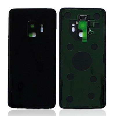 BACK COVER FOR SAMSUNG GALAXY S9 (BLACK)