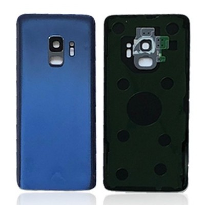 BACK COVER FOR SAMSUNG GALAXY S9 (CORAL BLUE)
