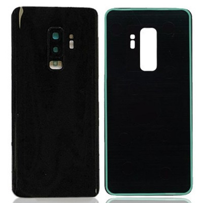 BACK COVER FOR SAMSUNG GALAXY S9 PLUS (BLACK)