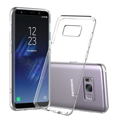 Simple Clear Case for Samsung Galaxy S8