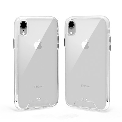 Deluxe Crystal Clear Case for Iphone XR