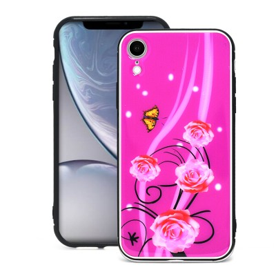 Fashion Design TPU - Iphone XR - 01