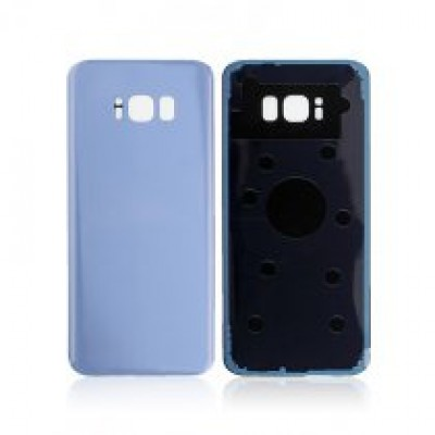 BACK COVER FOR SAMSUNG GALAXY S8 (CORAL BLUE)