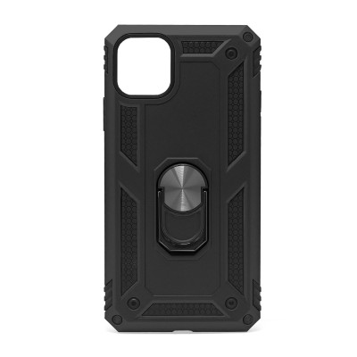 Heavy Duty Design Ring Stand - Iphone 11 Pro Max-Black