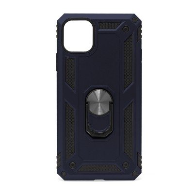 Heavy Duty Design Ring Stand - Iphone 11 Pro Max-Navy