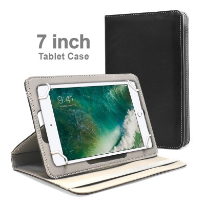 Universal HQ Leather Case for Tablet - 7 inch