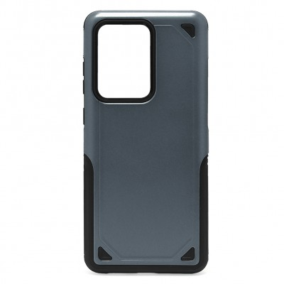 Hybrid Armor Rugged ShockProof for Galaxy S20 Ultra - Blue
