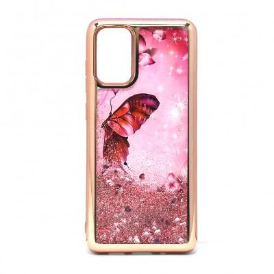 Design Quick Sands Fashion Case Galaxy S20 / HYB-QS-D-GS20-03