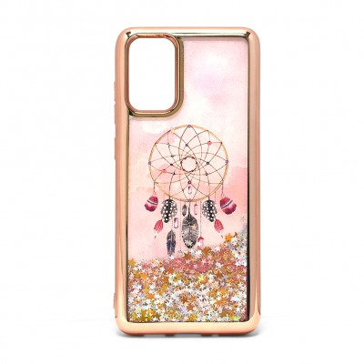 Design Quick Sands Fashion Case Galaxy S20 / HYB-QS-D-GS20-04