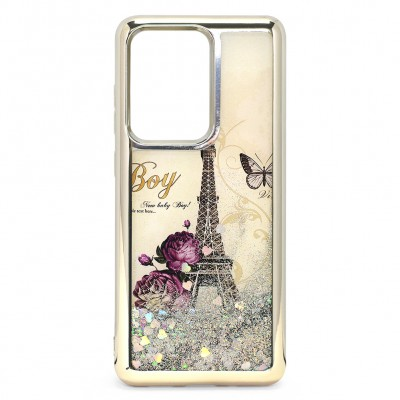 Design Quick Sands Fashion Case Galaxy S20 Ultra / HYB-QS-D-GS20UT-05