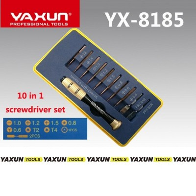 YAXUN iPhone 7/8 Professional Repair Tools Set YX-8185