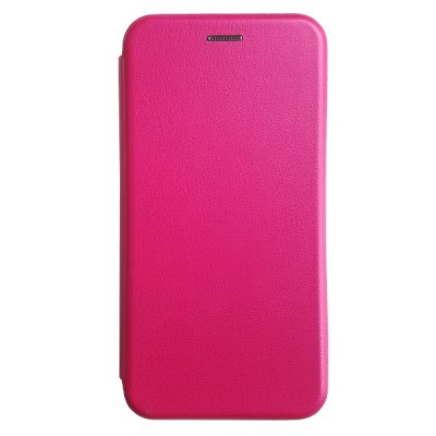 iPhone 6/6S Plus Deluxe Magnet Closure Flip Credit Card hold Case - Pink
