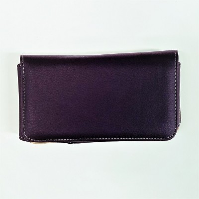 New Classic Horizontal Pouch Leather - X-Large (6 to 7 inch)