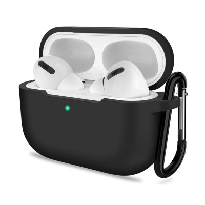 Silicone Case for Airpod Pro - Black