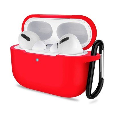 Silicone Case for Airpod Pro - Red
