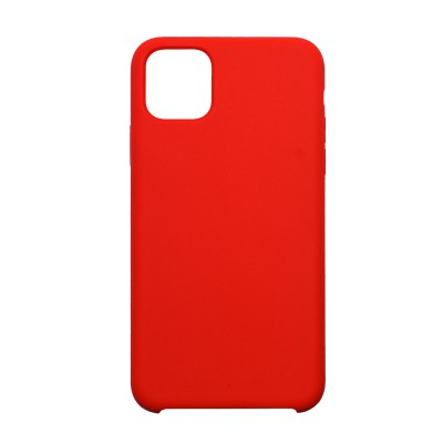 Silicone Case for Iphone 11 Pro Max-Red