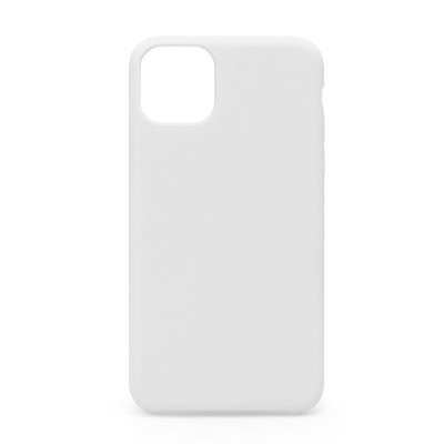 Silicone Case for Iphone 11 Pro Max-White