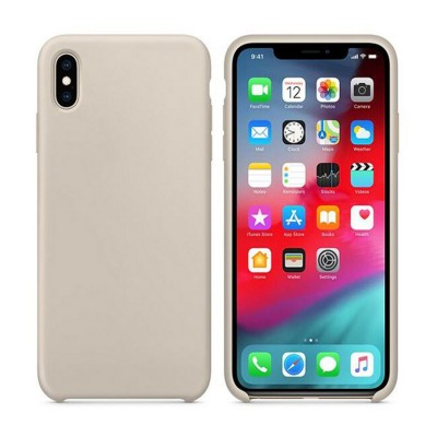 Silicone Case for Iphone XR - Grey