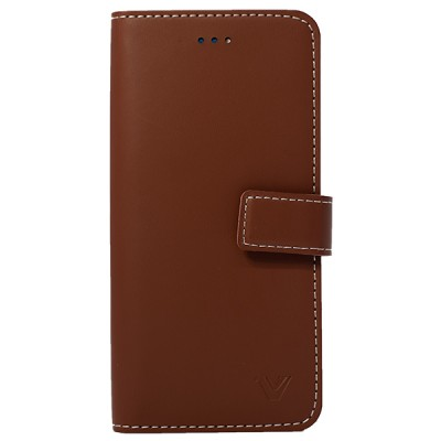 Votec Wallet Case for iPhone 6/7/8 Brown