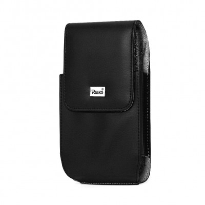 Vertical Leather Pouch - Galaxy Note 3 / Note 4