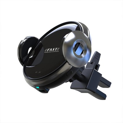 W9 Fast Auto Wireless Charging In-Car Holder W9-AUTO-WC