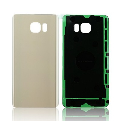 BACK COVER FOR SAMSUNG GALAXY NOTE 5 (WHITE)