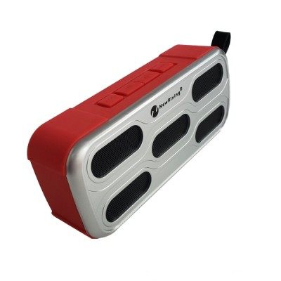 NewRixing Outdoor Bluetooth Speaker NR-3018 - Red