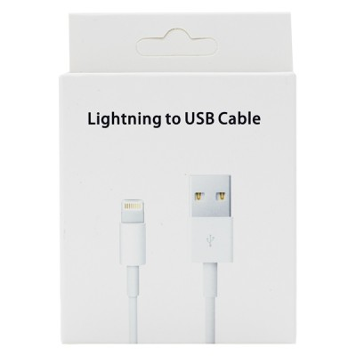 Lightning to USB Data/Sync Charging Cable for iPhone