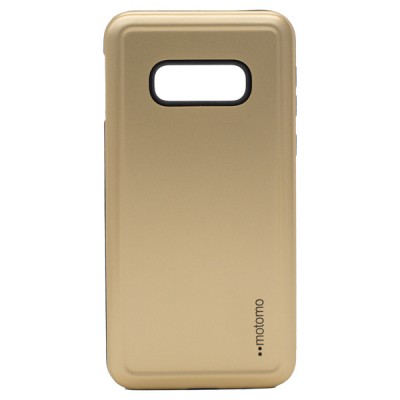 Motomo Slim Armor Case - Galaxy S10E - Gold