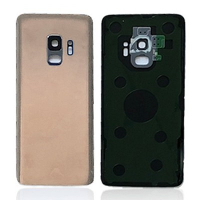 BACK COVER FOR SAMSUNG GALAXY S9 (GOLD)