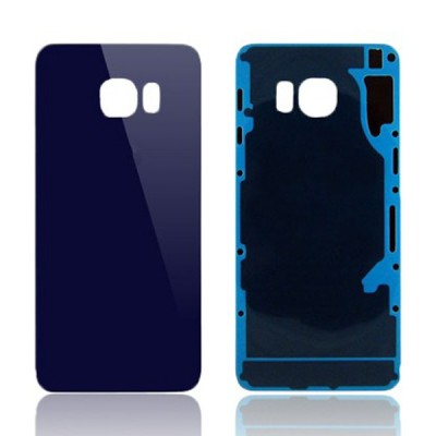 BACK COVER FOR SAMSUNG GALAXY S6 EDGE (BLACK)