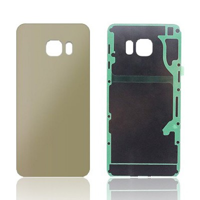 BACK COVER FOR SAMSUNG GALAXY S6 EDGE (GOLD)