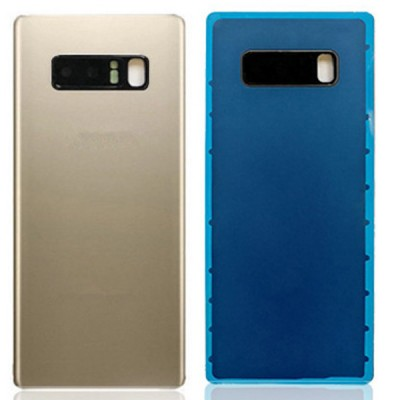 BACK COVER FOR SAMSUNG GALAXY NOTE 8 (GOLD)