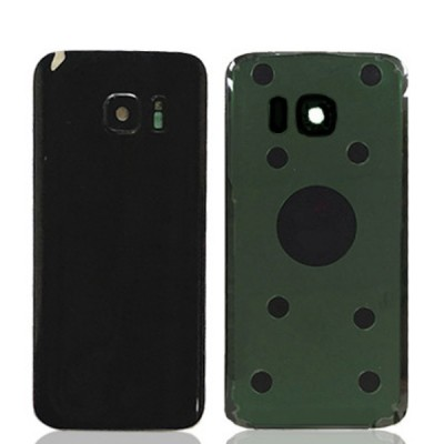 BACK COVER FOR SAMSUNG GALAXY S7 (BLACK)
