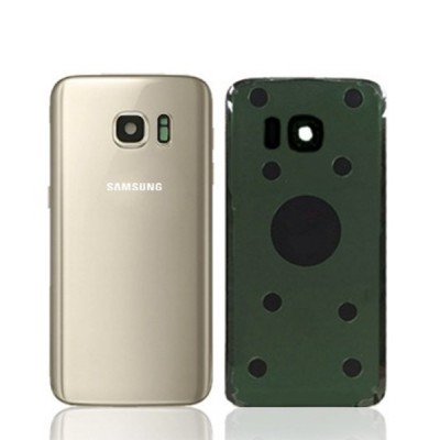 BACK COVER FOR SAMSUNG GALAXY S7 (GOLD)