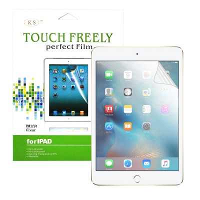 Ipad 2,3,4 Clear Screen Protector Film