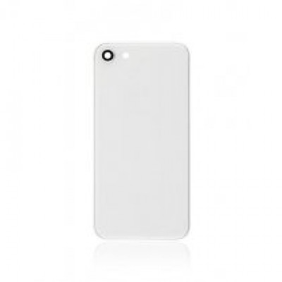 BACK COVER GLASS FOR IPHONE 8 PLUS  (WHITE)