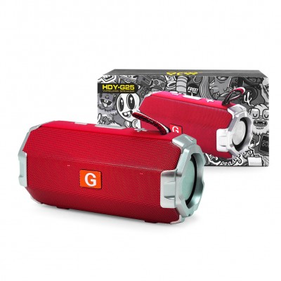 HDY-G25 Wireless Speaker-Red