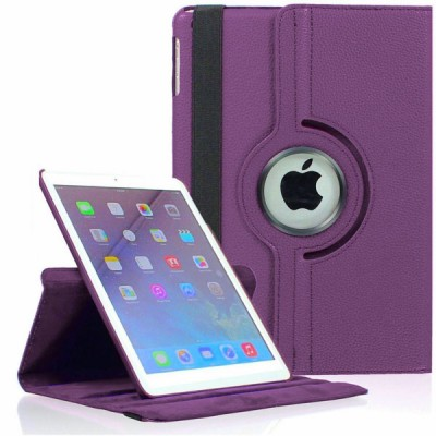 Rotating Leather Case for iPad Air II