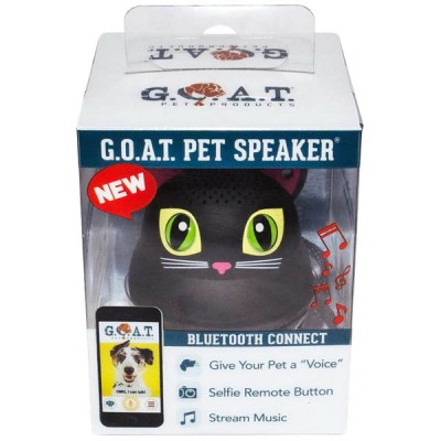 G.O.A.T Pet Bluetooth Speaker - Cat