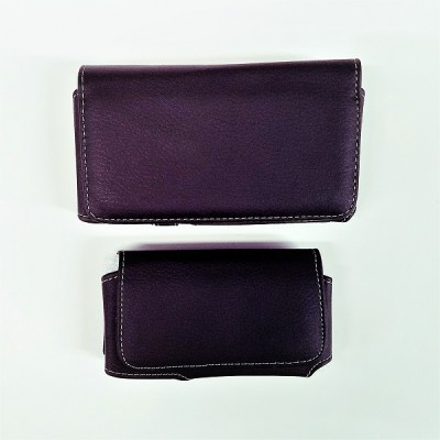 New Classic Horizontal Pouch Leather - Small/Medium (4 to 5 inch)