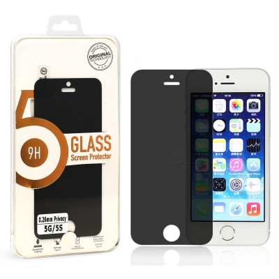 Privacy Tempered Glass for Iphone 5/5S